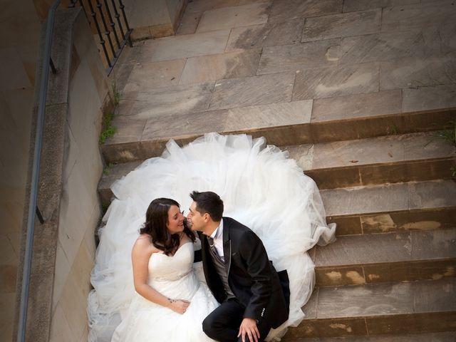 La boda de Javi y Laura en Navarrete, La Rioja 65