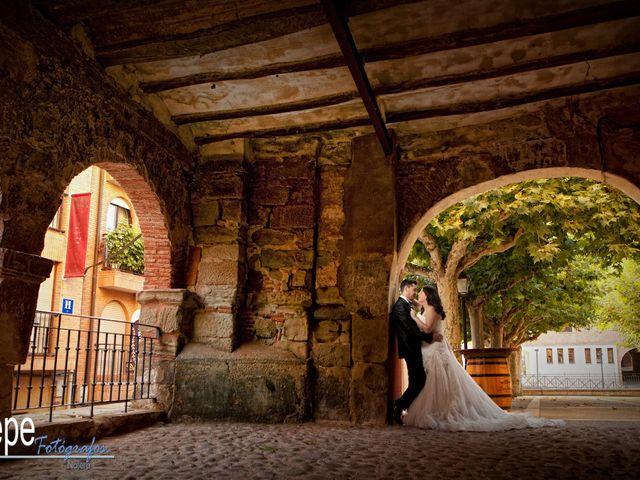 La boda de Javi y Laura en Navarrete, La Rioja 68