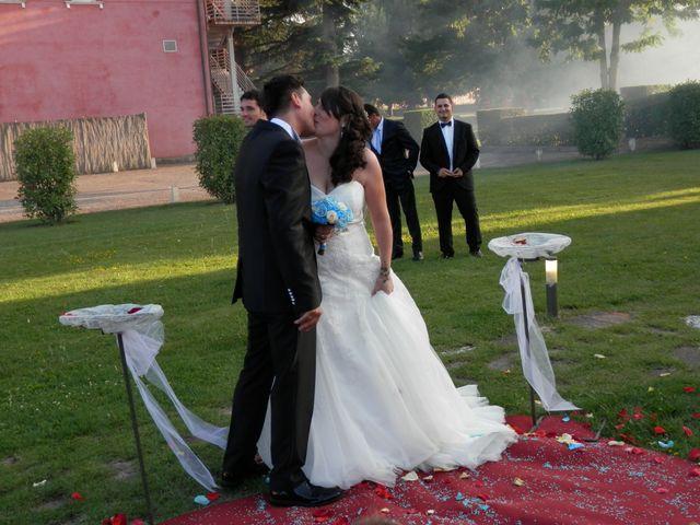 La boda de Javi y Laura en Navarrete, La Rioja 86