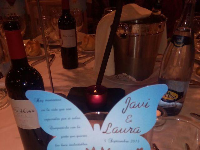 La boda de Javi y Laura en Navarrete, La Rioja 87