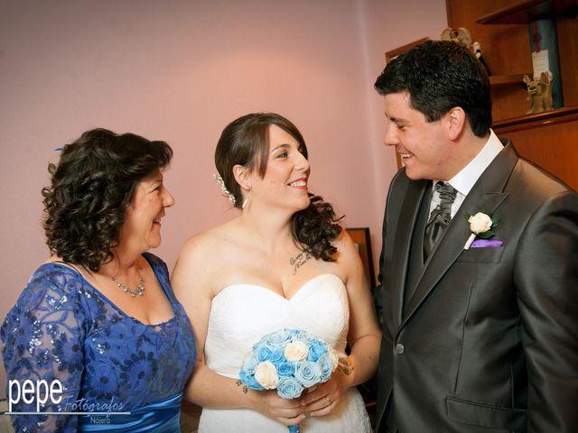 La boda de Javi y Laura en Navarrete, La Rioja 93
