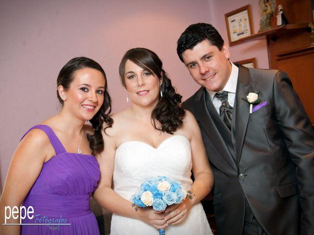 La boda de Javi y Laura en Navarrete, La Rioja 94