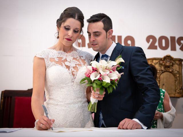 La boda de Sergio y Raquel en La Cisterniga, Valladolid 2
