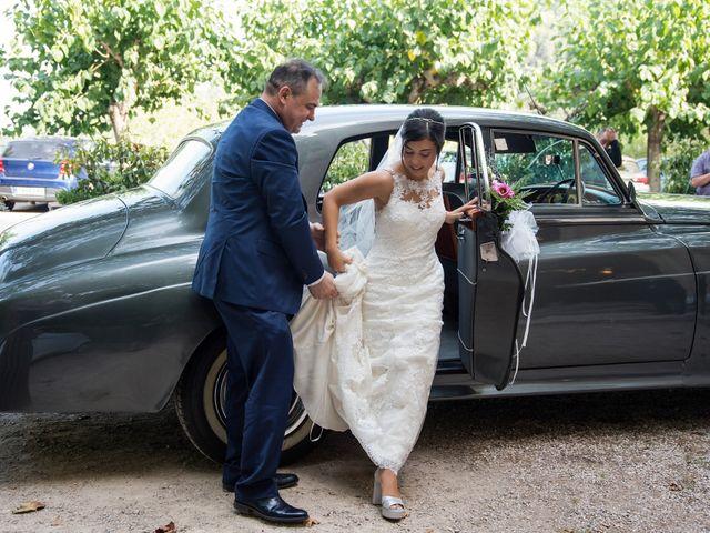 La boda de Marc y Esther en Montblanc, Tarragona 16