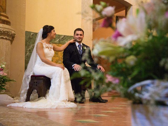 La boda de Marc y Esther en Montblanc, Tarragona 17