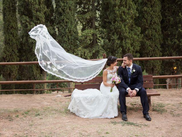 La boda de Marc y Esther en Montblanc, Tarragona 21