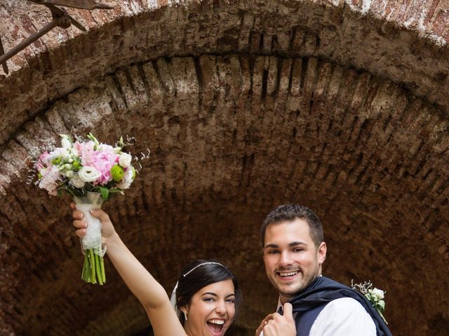 La boda de Marc y Esther en Montblanc, Tarragona 22