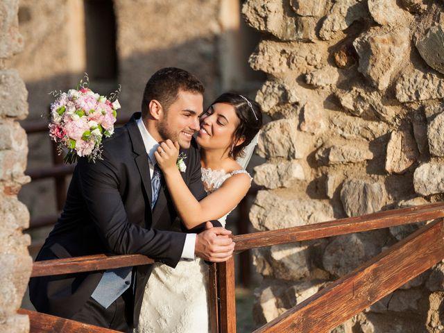 La boda de Marc y Esther en Montblanc, Tarragona 1