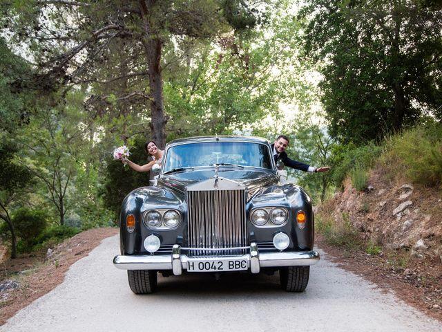 La boda de Marc y Esther en Montblanc, Tarragona 23
