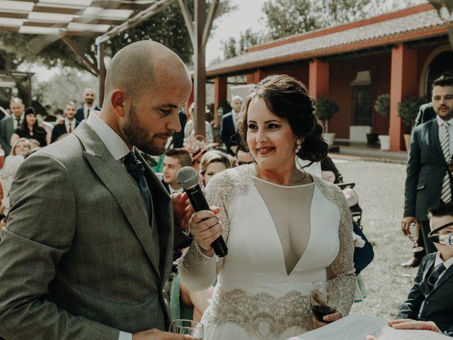 La boda de Victor  y Úrsula en Carmona, Sevilla 2