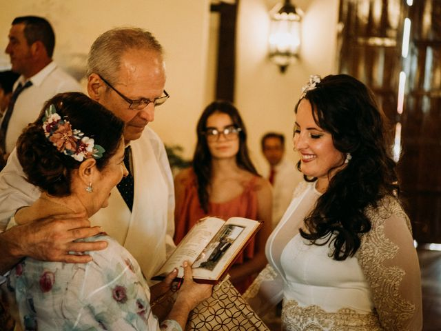 La boda de Victor  y Úrsula en Carmona, Sevilla 4