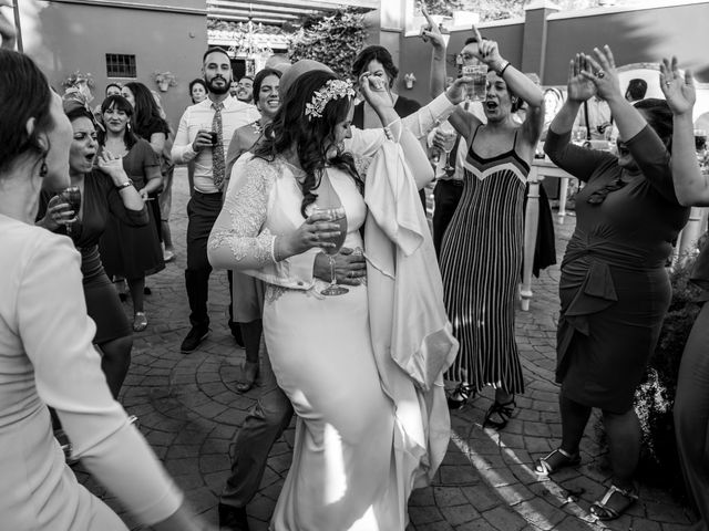 La boda de Victor  y Úrsula en Carmona, Sevilla 14
