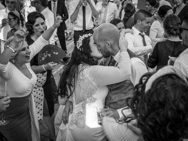La boda de Victor  y Úrsula en Carmona, Sevilla 15