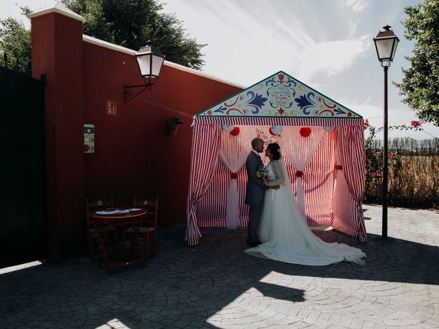 La boda de Victor  y Úrsula en Carmona, Sevilla 17