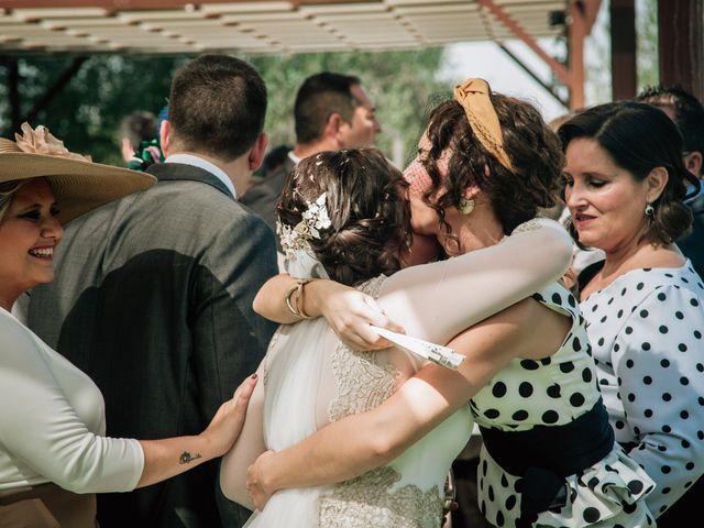 La boda de Victor  y Úrsula en Carmona, Sevilla 22