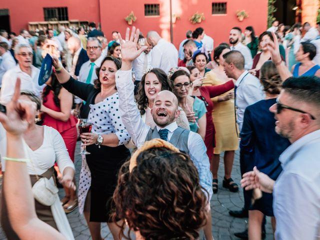La boda de Victor  y Úrsula en Carmona, Sevilla 23