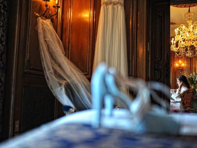 La boda de Griselda y Giovanni en S'agaro, Girona 5