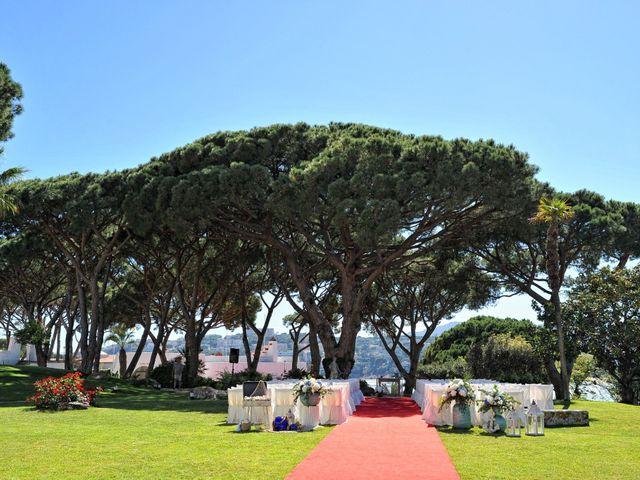 La boda de Griselda y Giovanni en S'agaro, Girona 21