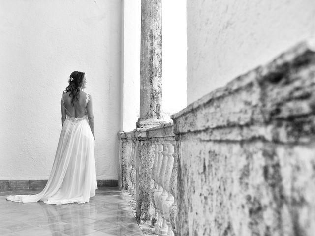 La boda de Griselda y Giovanni en S'agaro, Girona 24