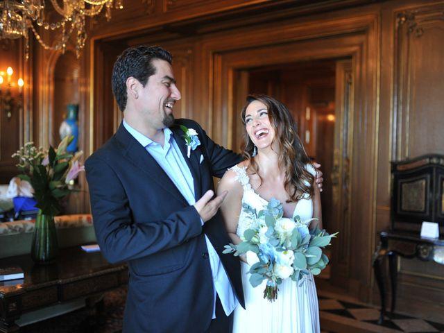La boda de Griselda y Giovanni en S'agaro, Girona 26
