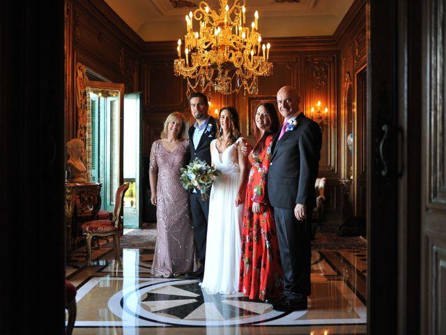 La boda de Griselda y Giovanni en S'agaro, Girona 27