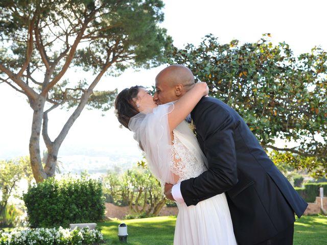 La boda de Griselda y Giovanni en S'agaro, Girona 43