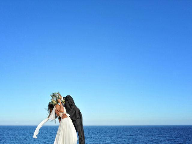 La boda de Griselda y Giovanni en S'agaro, Girona 45
