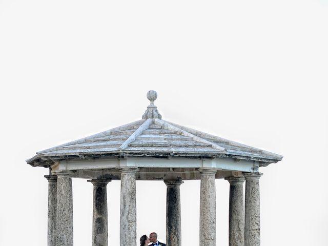 La boda de Griselda y Giovanni en S'agaro, Girona 46