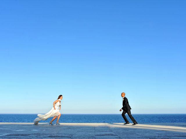 La boda de Griselda y Giovanni en S'agaro, Girona 50