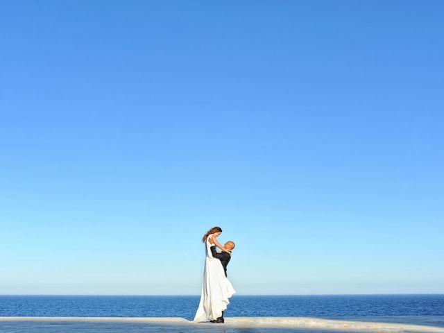 La boda de Griselda y Giovanni en S'agaro, Girona 51