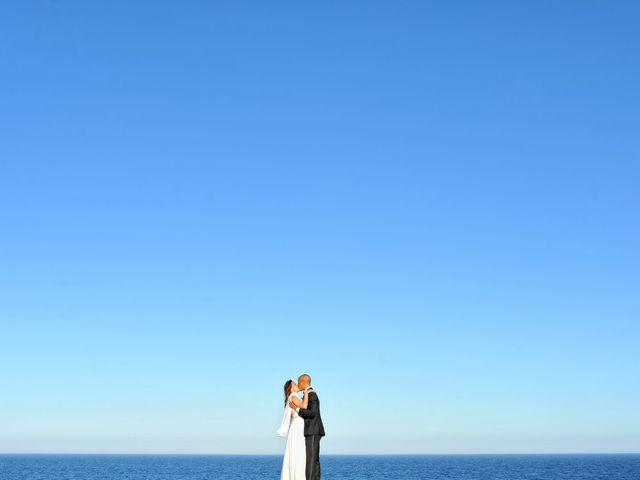 La boda de Griselda y Giovanni en S'agaro, Girona 52