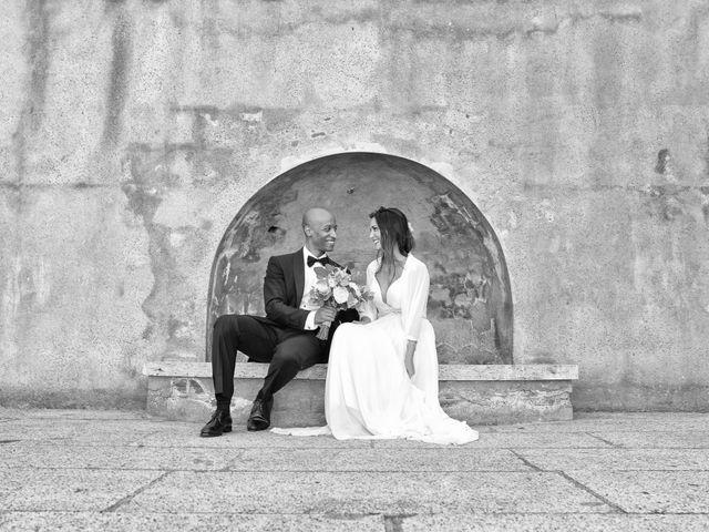 La boda de Griselda y Giovanni en S'agaro, Girona 53