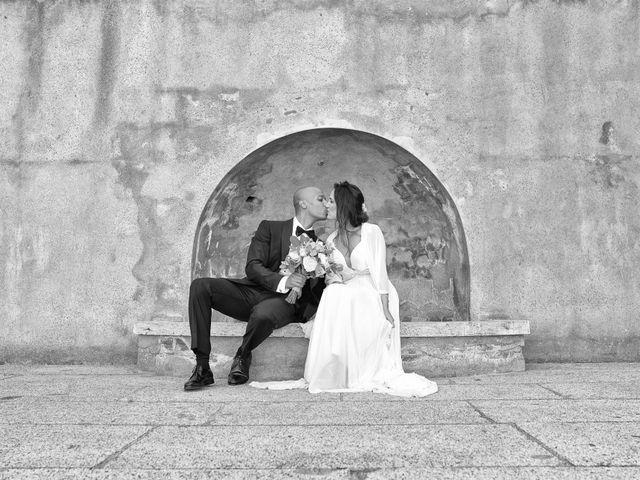 La boda de Griselda y Giovanni en S'agaro, Girona 54