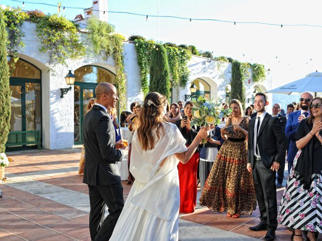 La boda de Griselda y Giovanni en S'agaro, Girona 56