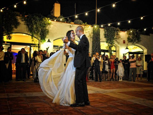 La boda de Griselda y Giovanni en S'agaro, Girona 59