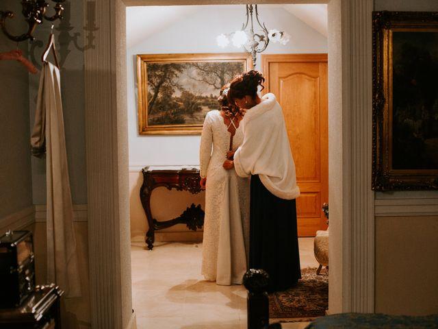 La boda de Rodrigo y Shelika en Navalafuente, Madrid 14