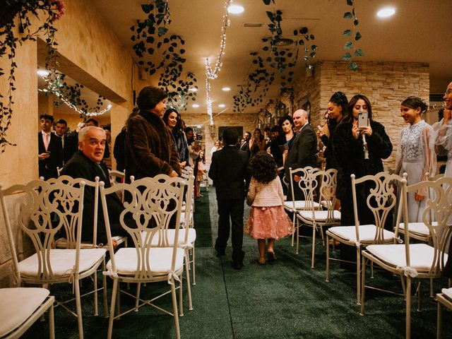 La boda de Rodrigo y Shelika en Navalafuente, Madrid 18