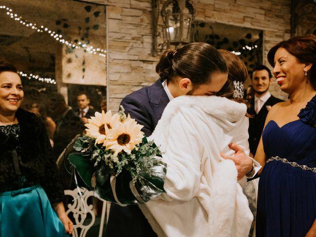 La boda de Rodrigo y Shelika en Navalafuente, Madrid 19