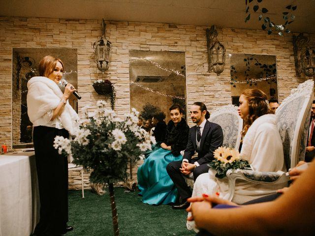 La boda de Rodrigo y Shelika en Navalafuente, Madrid 20