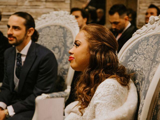 La boda de Rodrigo y Shelika en Navalafuente, Madrid 22