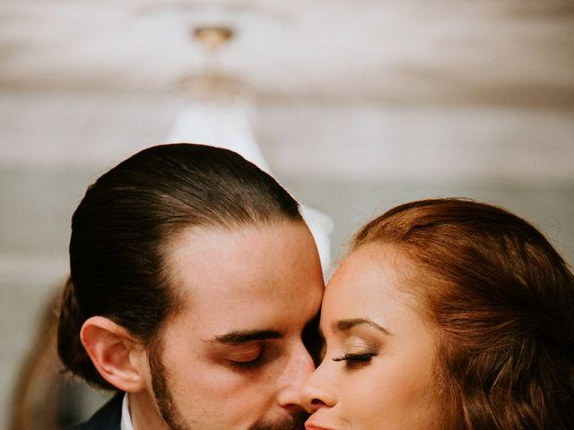 La boda de Rodrigo y Shelika en Navalafuente, Madrid 30