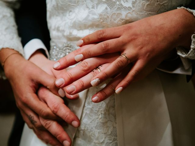 La boda de Rodrigo y Shelika en Navalafuente, Madrid 31