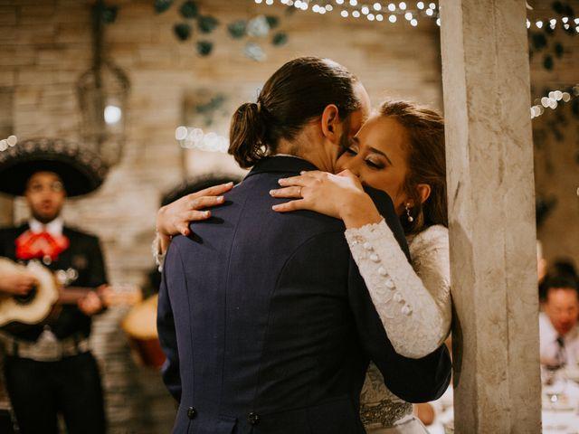 La boda de Rodrigo y Shelika en Navalafuente, Madrid 33