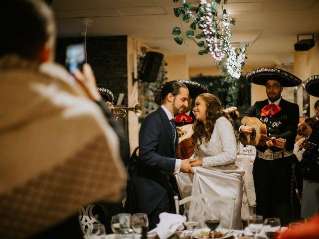 La boda de Rodrigo y Shelika en Navalafuente, Madrid 37