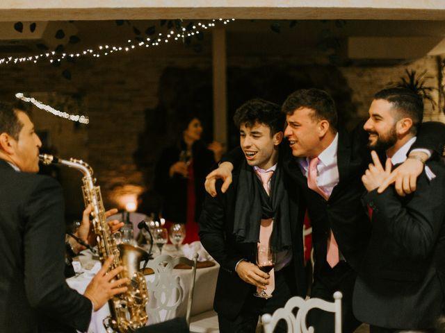 La boda de Rodrigo y Shelika en Navalafuente, Madrid 38