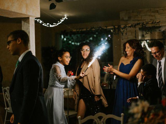 La boda de Rodrigo y Shelika en Navalafuente, Madrid 39