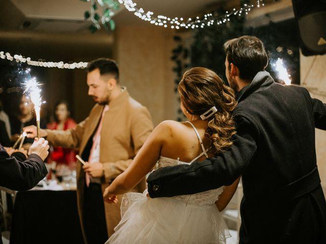 La boda de Rodrigo y Shelika en Navalafuente, Madrid 40