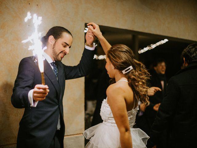 La boda de Rodrigo y Shelika en Navalafuente, Madrid 41