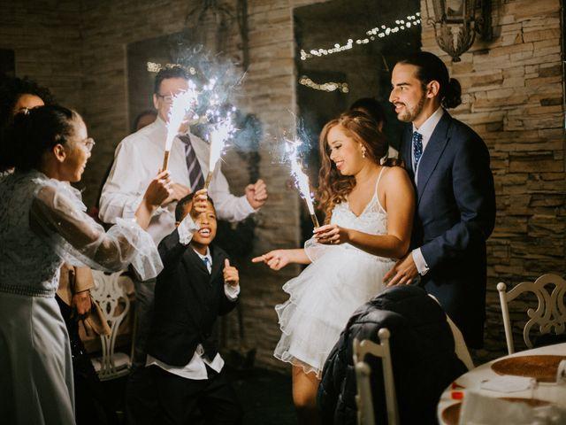 La boda de Rodrigo y Shelika en Navalafuente, Madrid 44