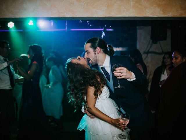 La boda de Rodrigo y Shelika en Navalafuente, Madrid 46